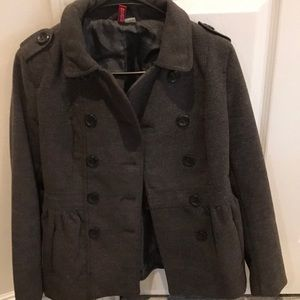H&an Divided Coat